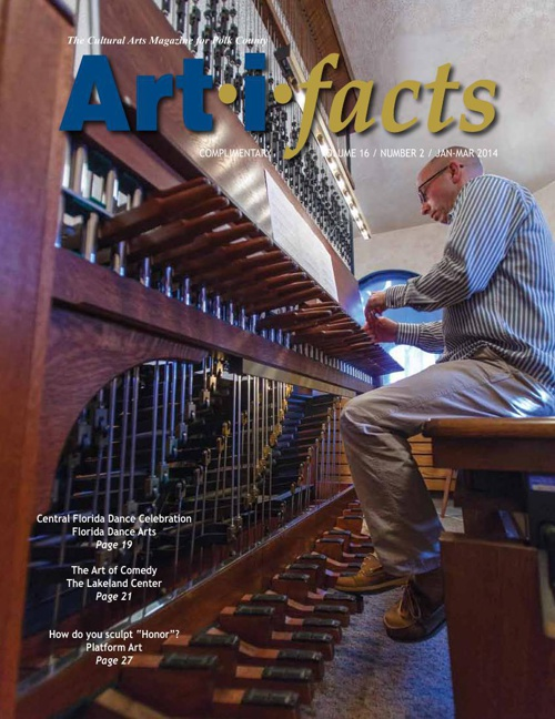 Art-i-facts Jan-Mar 2014