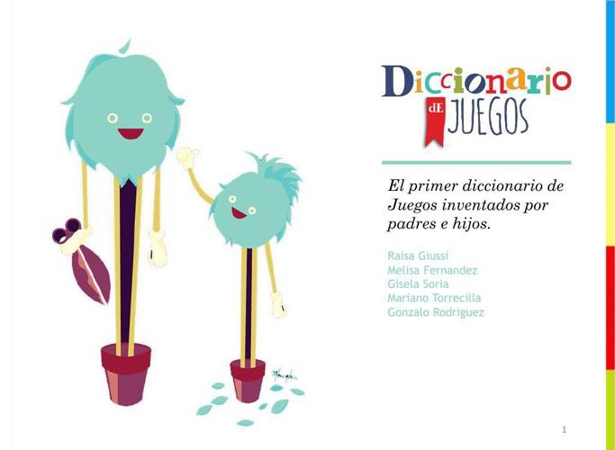 Diccionario de Juegos11