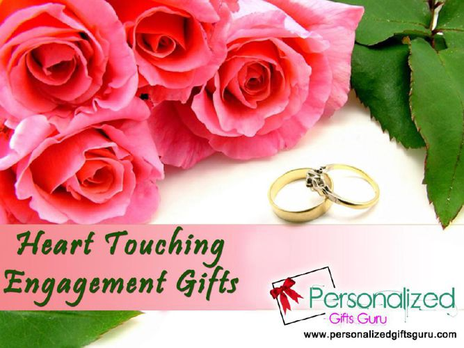 Startling Personalized Engagement Gifts