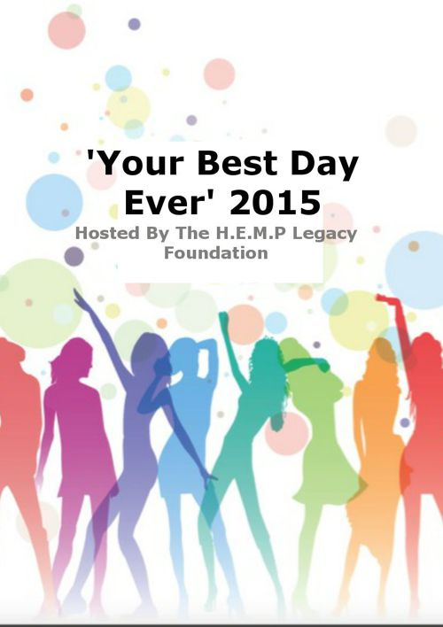 'Your Best Day Ever', May 7,2015