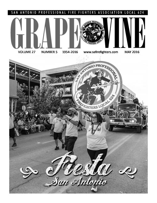 May 2016 Grapevine
