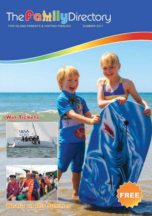 The Family Directory - Summer 2017
