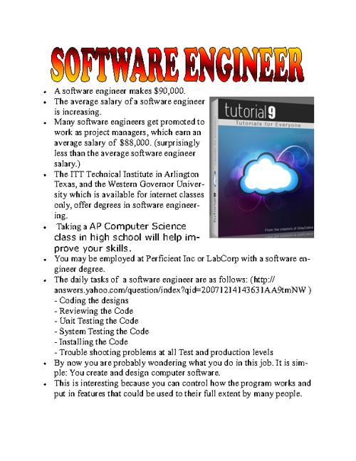 Engineering Careers