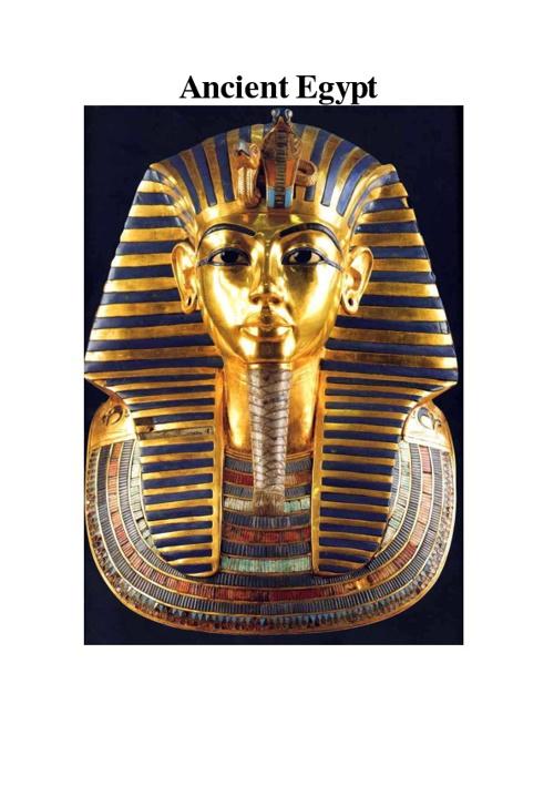 Ancient Egypt (Roy)