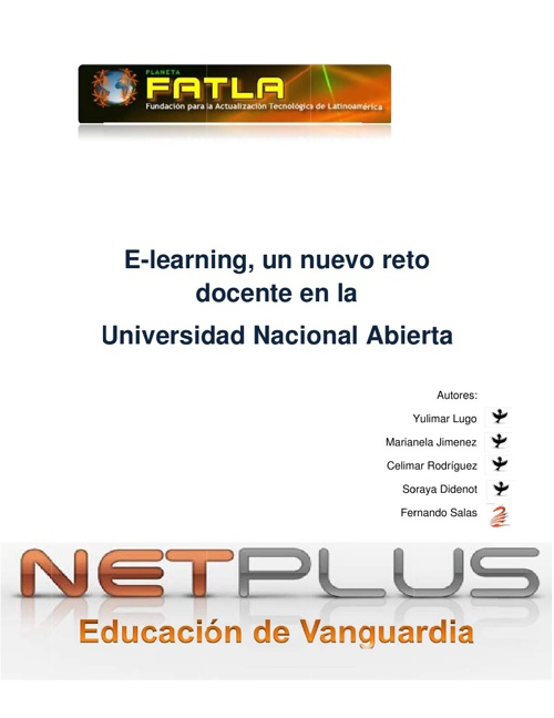 NETPLUS - Educación de Vanguardia