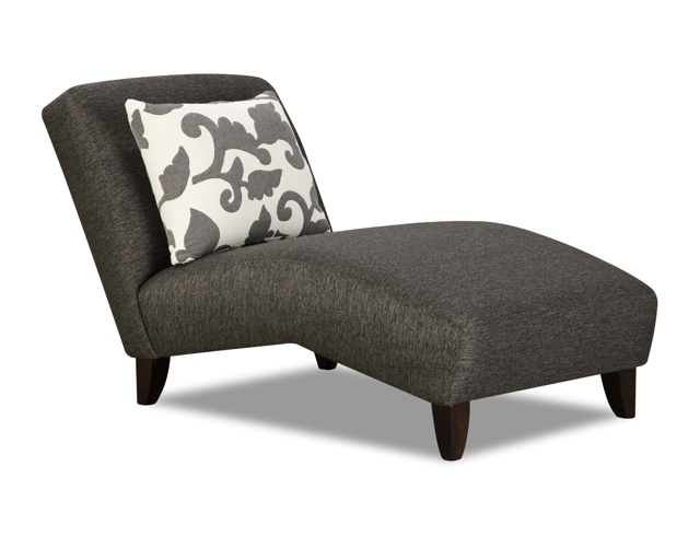 Fusion Chaise and Ottoman
