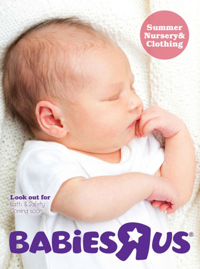 Babies R Us Book 4 2015 - Summer Nursery & Clothing
