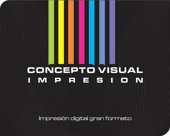 Presentación CONCEPTO VISUAL Impresión