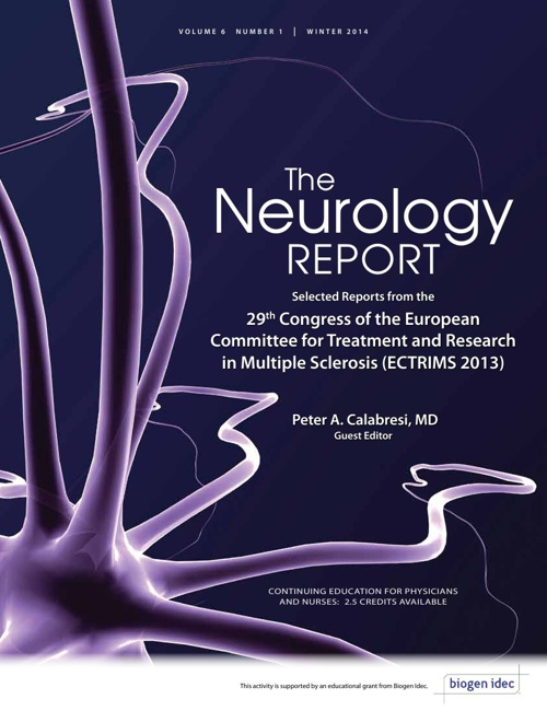 The Neurology Report (ECTRIMS 2013) (1)