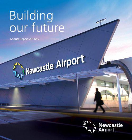 Newcastle Airport Annual Report 2014 - 2015