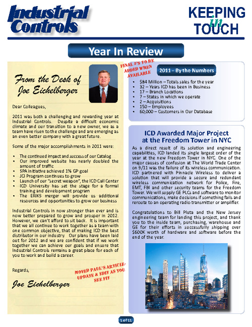 Newsletter Test