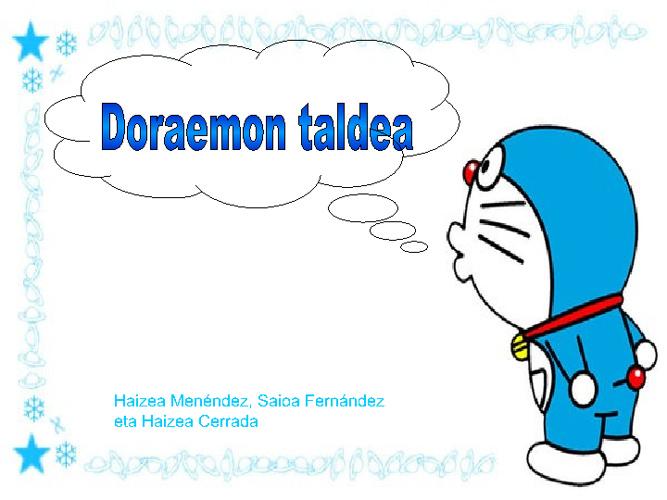 Doraemon Taldea