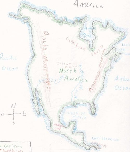 world atlas