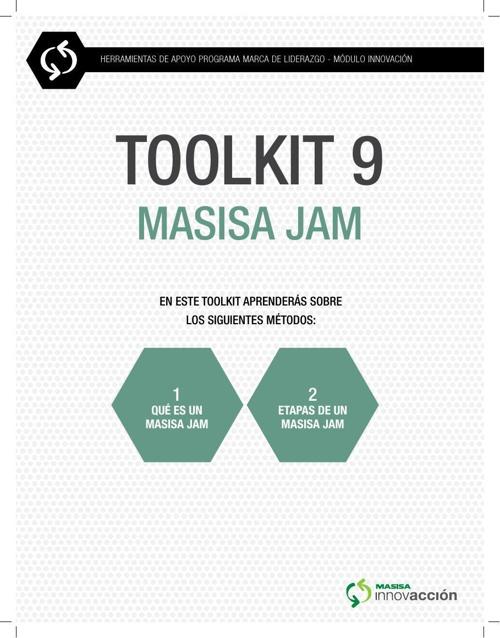 MASISA JAM (TOOL KIT 9)