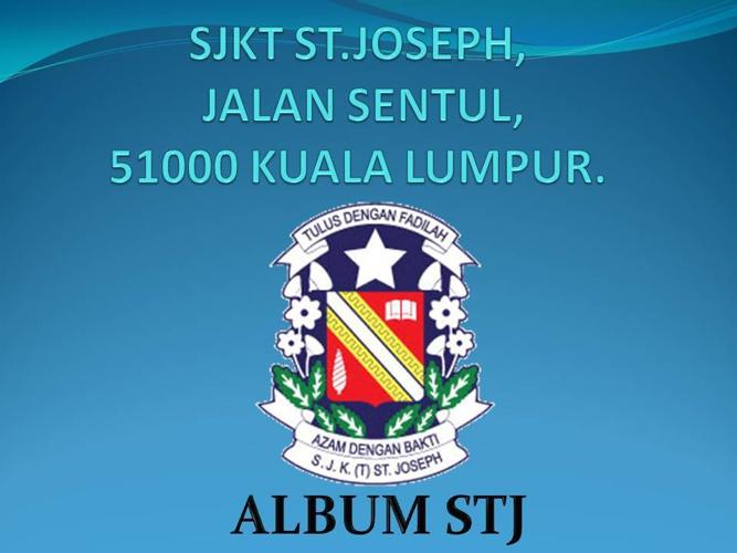 ALBUM STJ