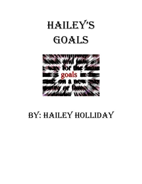 Hailey's mission.