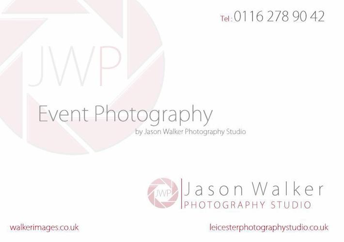 JWP Event photography brochure