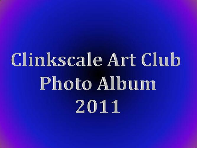 Clinkscale Art Club Photo Album