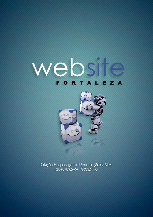 Website Fortaleza Antigo