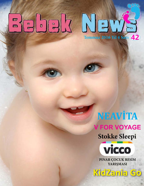 BebekNews 002 Ağustos