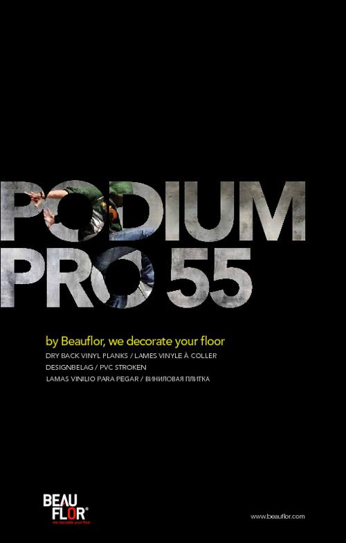 Podium Pro 55