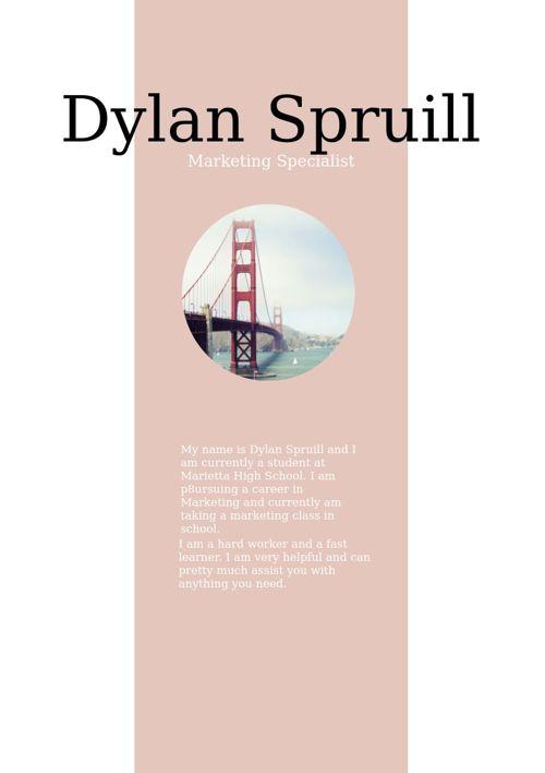 Dylan Spruill Flipbook