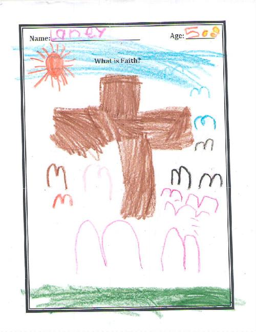Faith According to Children