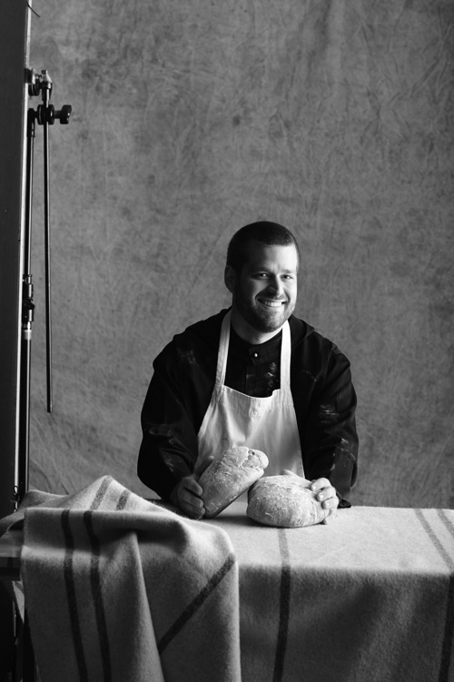 Benedictine Tradition + Creative Spirit:  Br. Benedict the baker