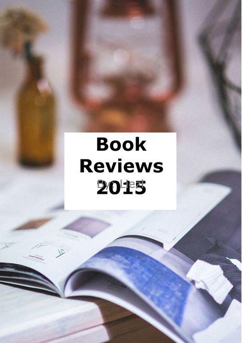 Book Reviews 2015