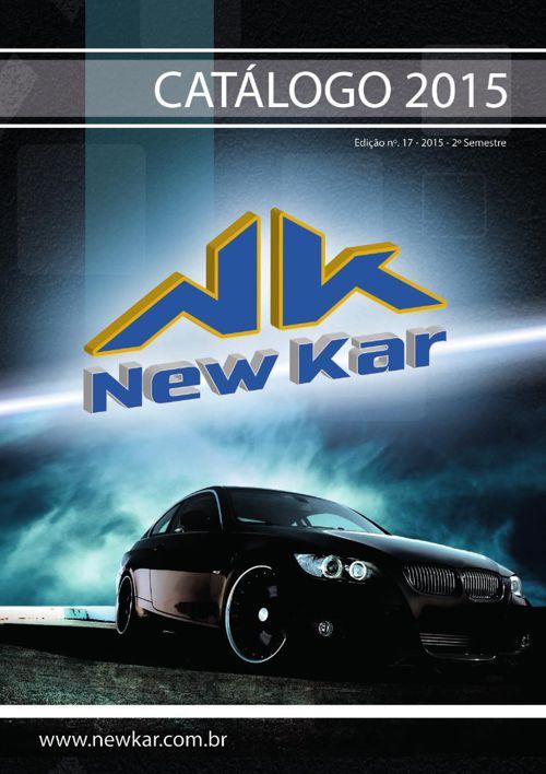 Catálogo New Kar 2015 2ª Edição