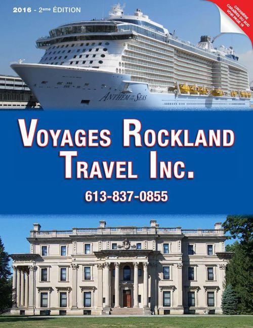 Voyages Rockland Magazine #9 - Printemps 2016