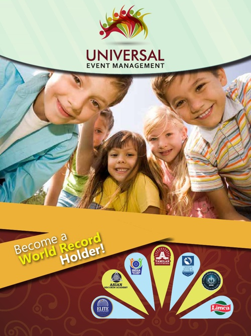 Universal Event Management Brochure