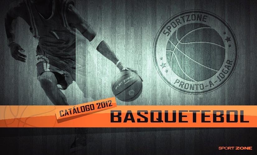 Catalogo Basquetebol // Sport Zone // Pronto A Jogar