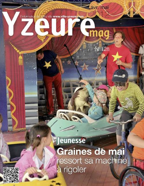 Yzeure Mag N°128