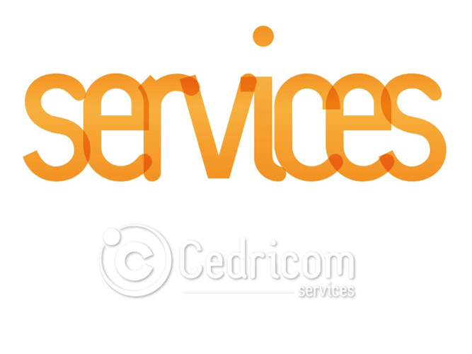 Copy of Catalogue Cedricom Services