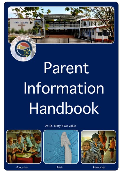 Parent Handbook 2012