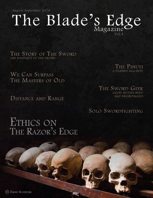 Blade's Edge Magazine - August2014