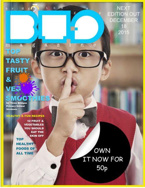 BTG Magazine Edition I