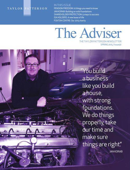 The Adviser Spring 2015