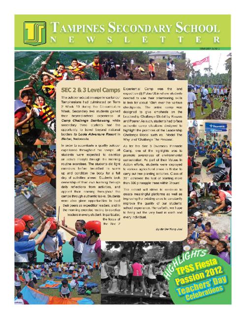 2012 TPSS Newsletter 2
