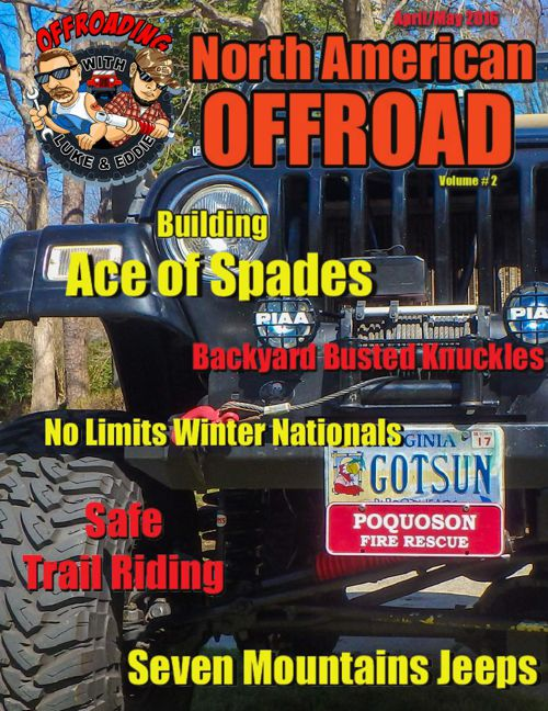 North American Offroad Issue 2  April-May 2016