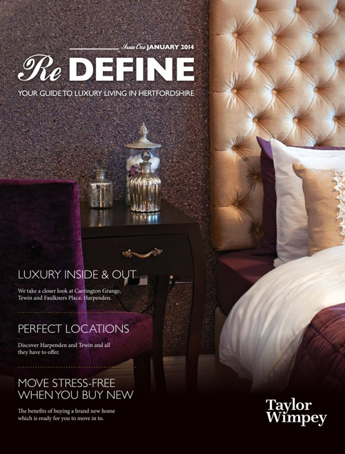 Copy of Redefine - Your Guide to Luxury Living in Hertfordshire