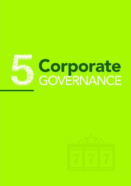 5. CORPORATE GOVERNANCE