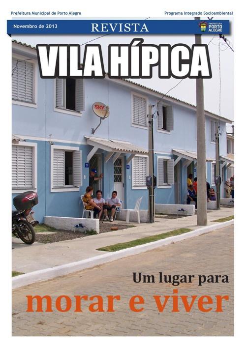 Revista Vila Hípica