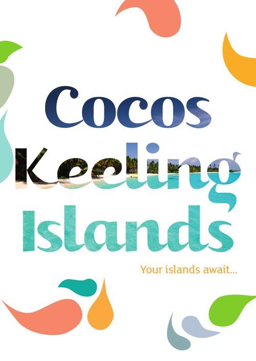 2013 Cocos Keeling Islands Destination Brochure