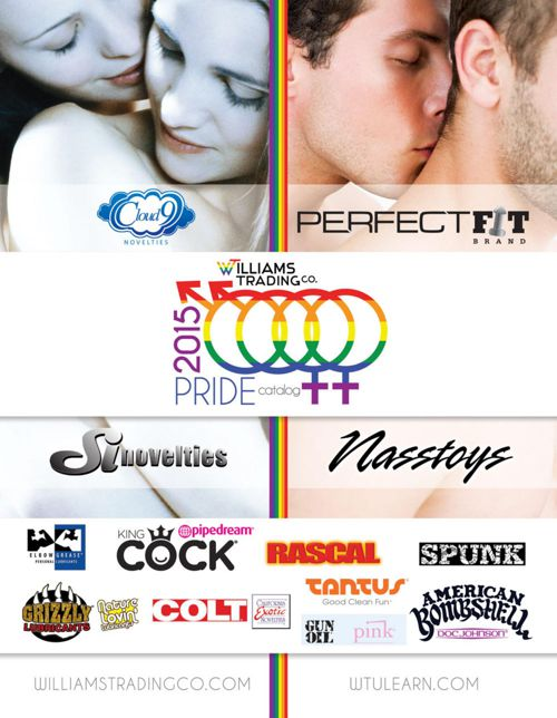 Pride 2015 Catalog WilliamsTrading