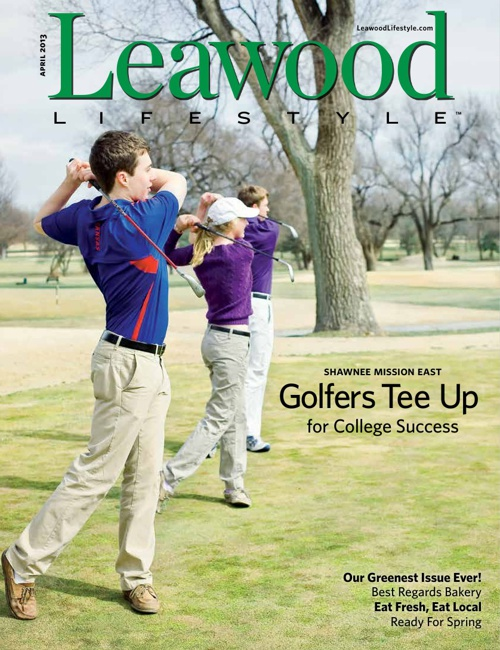 Leawood Lifestyle April 2013