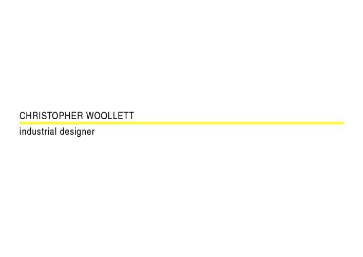 Christopher Woollett Mini Portfolio