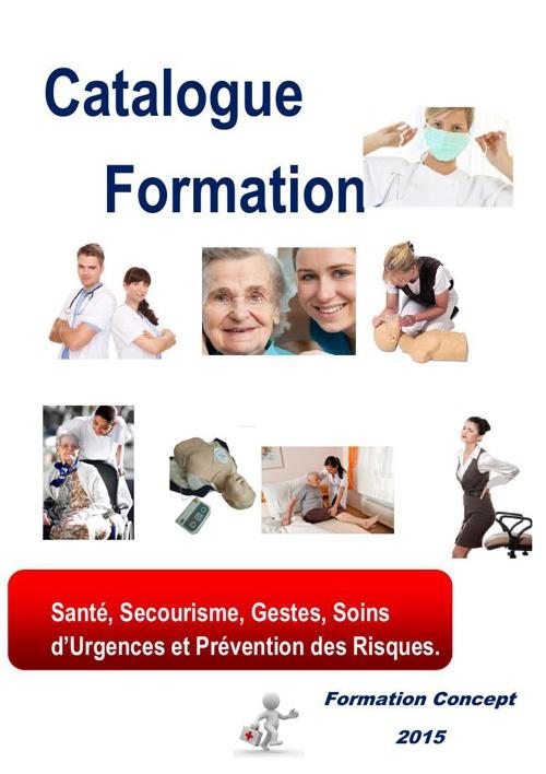 Catalogue Formation Concept 2013-2014