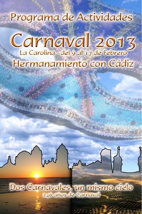 Programa Carnaval 2013